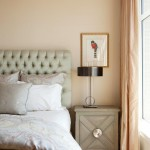 Guest bedroom designed by Barry Williams