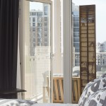 Here's a sneak peak of the gorgeous view of the Dallas Skyline from the master bedroom.